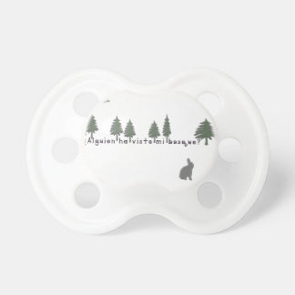 Spanish-Forest Pacifier