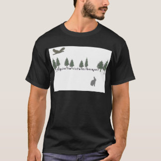Spanish-Forest T-Shirt