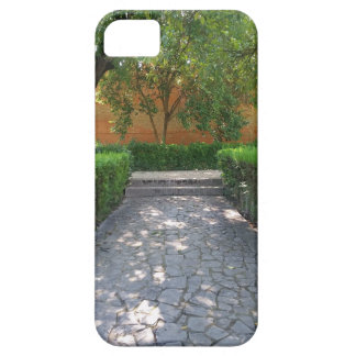 Spanish Garden Walkway iPhone 5/5s Case
