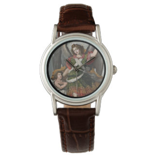 Spanish Guardian Angel and Child Watch