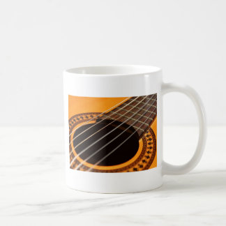 Spanish Guitar Coffee Mug