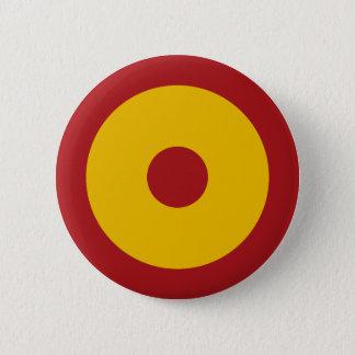 Spanish insignia, Spanish roundel 2 Inch Round Button
