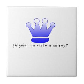 Spanish-King Tile