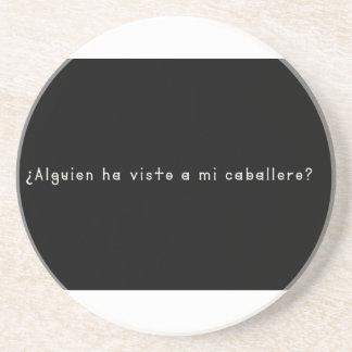 Spanish-Knight Coaster