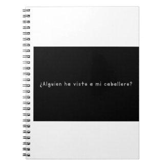 Spanish-Knight Notebooks