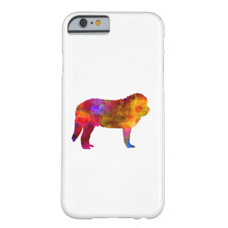 Spanish Ma in watercolor.png Barely There iPhone 6 Case