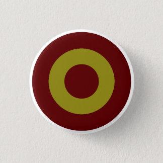 Spanish Mod Target 1 Inch Round Button