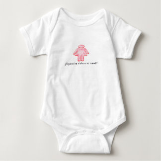 Spanish-Momma Baby Bodysuit