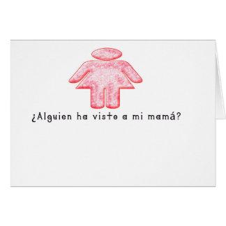 Spanish-Momma Card