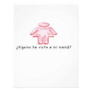 Spanish-Momma Letterhead