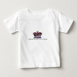 Spanish-Queen Baby T-Shirt