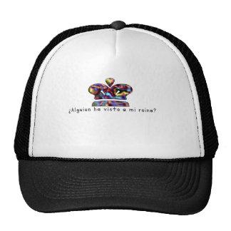 Spanish-Queen Trucker Hat