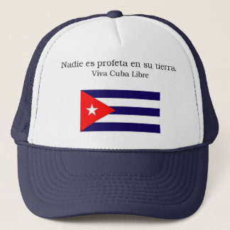 Spanish Quotes Trucker Hat