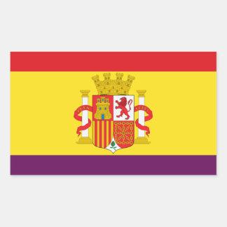 Spanish Republican Flag - Bandera República España