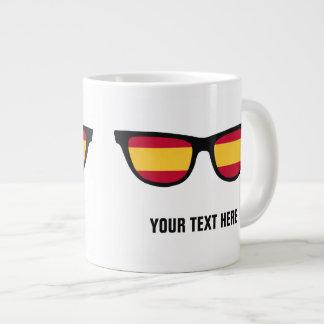 Spanish Shades custom mugs Jumbo Mug