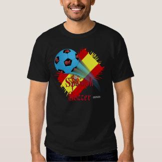 Spanish Soccer Bonanza Men's Colored T-Shirt