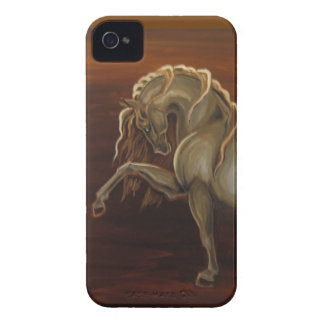 Spanish Step Andalusian Horse iPhone 4 Covers