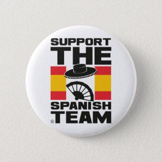 SPANISH TEAM 2 INCH ROUND BUTTON