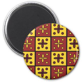 Spanish Tile Magnet