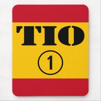 Spanish Uncles : Tio Numero Uno Mouse Pad