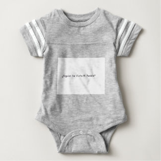 Spanish-Village Baby Bodysuit