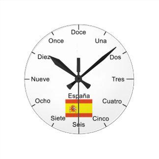 Spanish Wall Clock