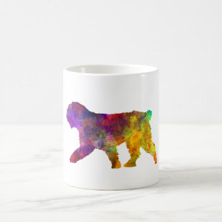 Spanish Water Dog in watercolor Coffee Mug