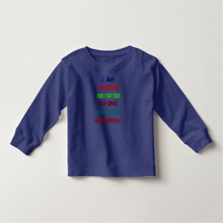 Spank Grandma Toddler T-shirt