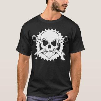 Spannerskull reversed T-Shirt