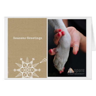 SPARE Greeting Card