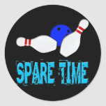 SPARE TIME STICKERS