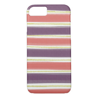Sparkle and Stripes iPhone 7 iPhone 7 Case