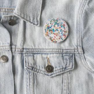 Sparkle Ball 2 Inch Round Button