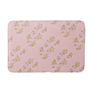 sparkle bath mat