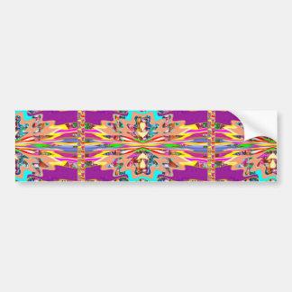 Sparkle Celebration Art : Return+Gifts Giveaway 99 Bumper Sticker