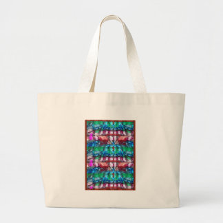 Sparkle Complex Jewels  Template ORIGINAL FUN ART Canvas Bag