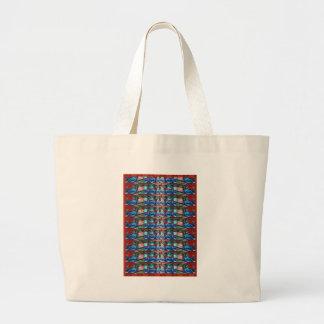Sparkle Complex Jewels  Template ORIGINAL FUN ART Jumbo Tote Bag