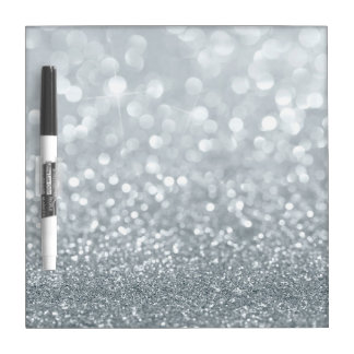 Sparkle dry erase board