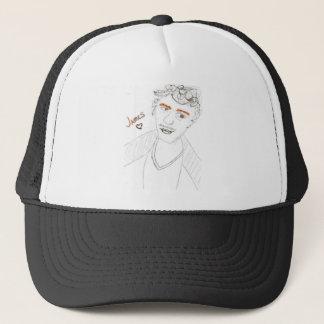 'Sparkle Franco' Trucker Hat
