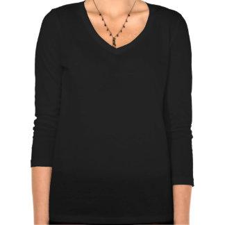 Sparkle Garage Sale Goddess Black Tee Shirt