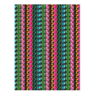SPARKLE Gems Jewels Graphic decorative pattern gif Postcard
