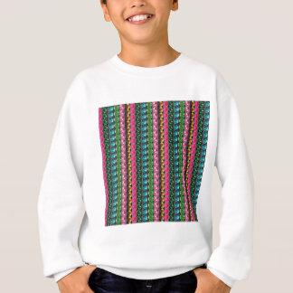 SPARKLE Gems Jewels Graphic decorative pattern gif Sweatshirt