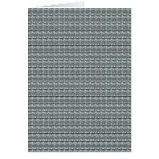 Sparkle GREY Gray Water Green Pattern Graphic Greeting Card