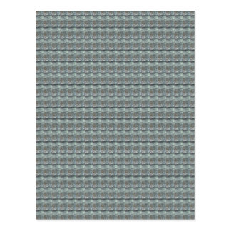 Sparkle GREY Gray Water Green Pattern Graphic Post Cards