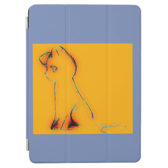 Sparkle kitten... i Pad Cover iPad Air Cover