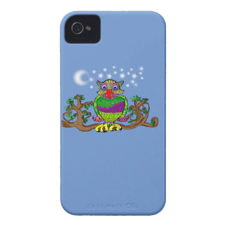 Sparkle Owl iPhone 4 Cases