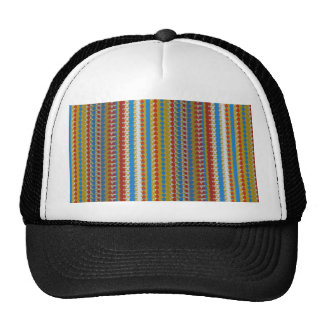 SPARKLE Pattern Pocket Template DIY add TEXT PHOTO Mesh Hat
