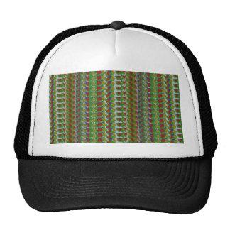 SPARKLE Pattern Pocket Template DIY add TEXT PHOTO Trucker Hat