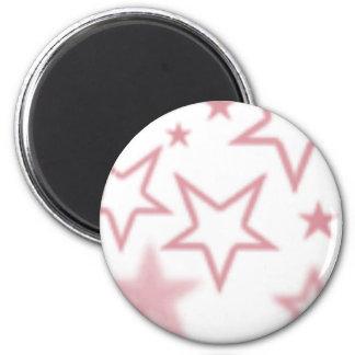sparkle star magnet