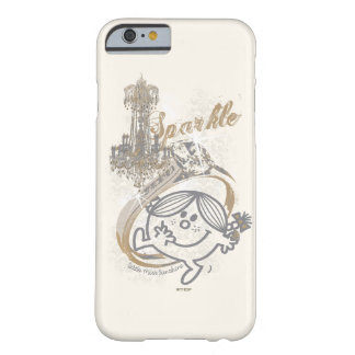Sparkle Sunshine Barely There iPhone 6 Case